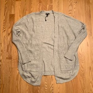 Express Circle Hem Cardigan